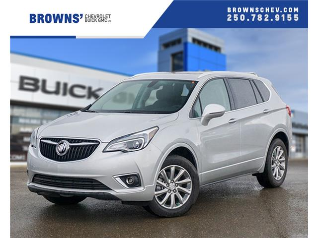 2019 Buick Envision Essence (Stk: T19-749) in Dawson Creek - Image 1 of 17