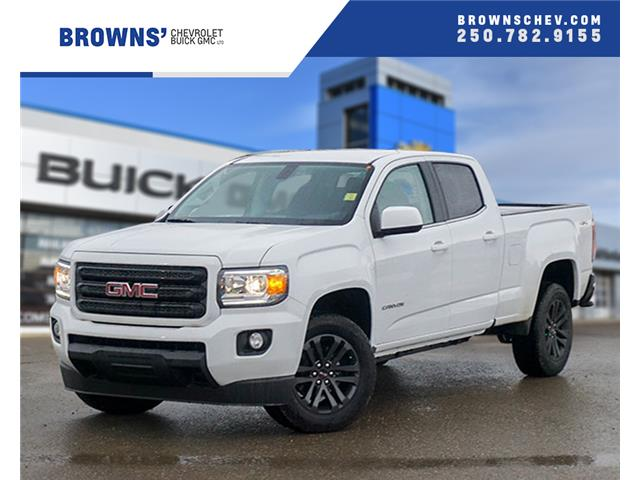 2020 GMC Canyon SLE (Stk: T20-817) in Dawson Creek - Image 1 of 16