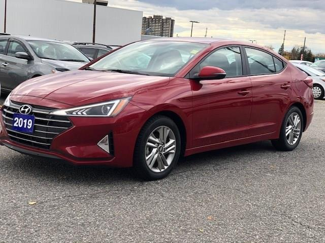 2019 Hyundai Elantra Preferred (Stk: M2651) in Gloucester - Image 1 of 15
