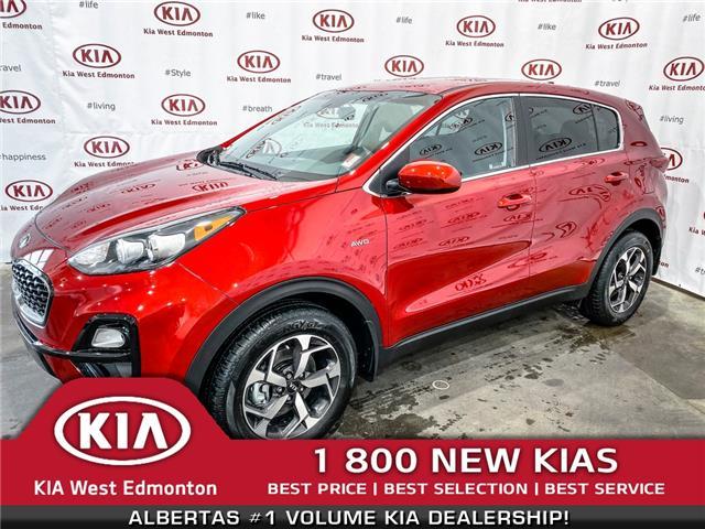 2020 Kia Sportage LX (Stk: 21991) in Edmonton - Image 1 of 31