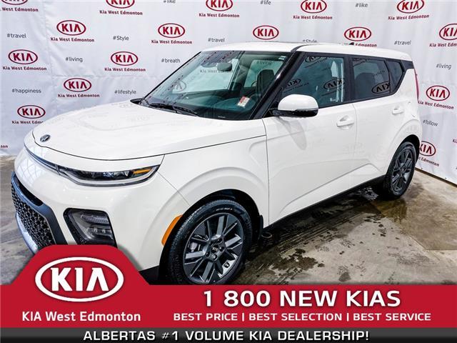 2020 Kia Soul EX+ (Stk: 21915) in Edmonton - Image 1 of 34