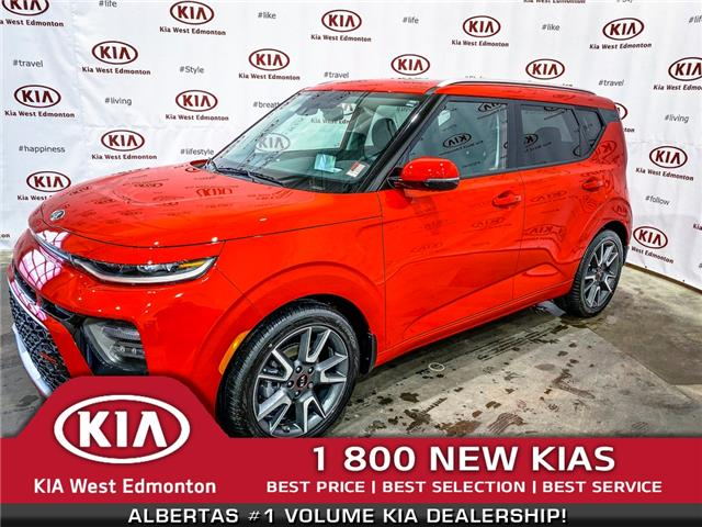 2020 Kia Soul GT-Line Limited (Stk: 21921) in Edmonton - Image 1 of 39