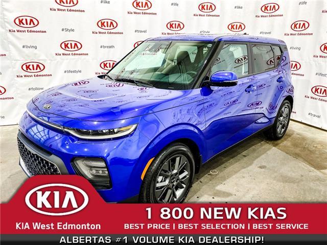 2020 Kia Soul EX+ (Stk: 21928) in Edmonton - Image 1 of 34