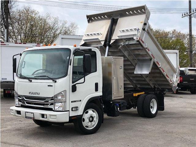 2019 Isuzu NRR New 2019 Isuzu NRR with Aluminum Dump (Stk: DTI95045) in Toronto - Image 1 of 17