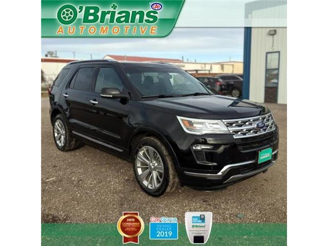 2019 Ford Explorer Limited (Stk: 12978A) in Saskatoon - Image 1 of 29