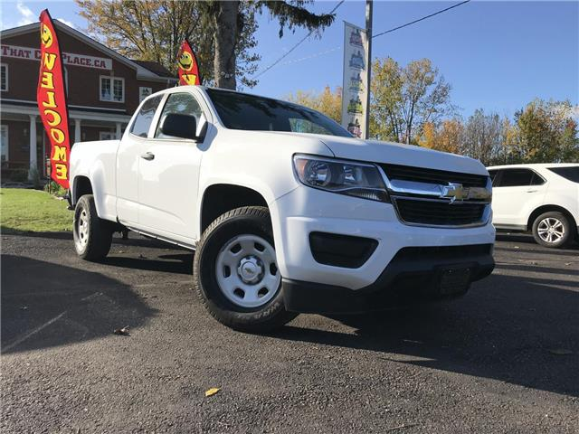 2016 Chevrolet Colorado WT (Stk: 5365) in London - Image 1 of 21