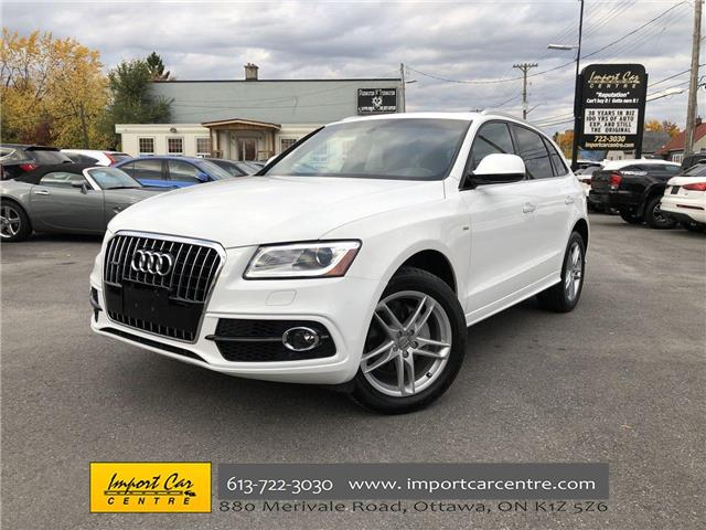 2017 Audi Q5 2.0T Progressiv (Stk: 100343) in Ottawa - Image 1 of 26