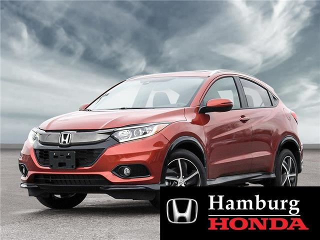 2019 Honda HR-V Sport (Stk: N5376) in Niagara Falls - Image 1 of 22