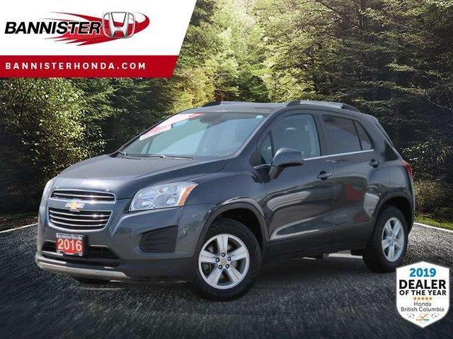 2016 Chevrolet Trax LT (Stk: P19-106A) in Vernon - Image 1 of 20
