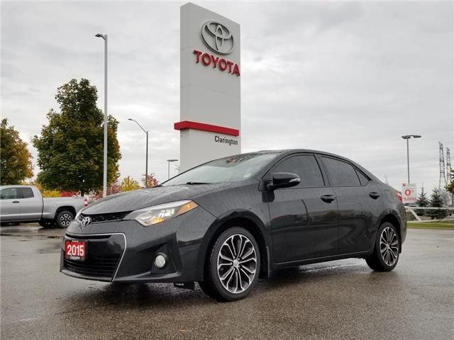 2015 Toyota Corolla  (Stk: P2355) in Bowmanville - Image 1 of 22