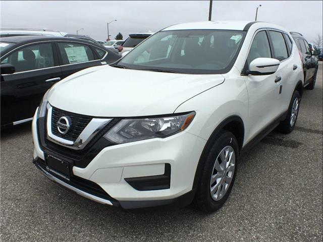 2017 Nissan Rogue S (Stk: M8917) in Scarborough - Image 1 of 4