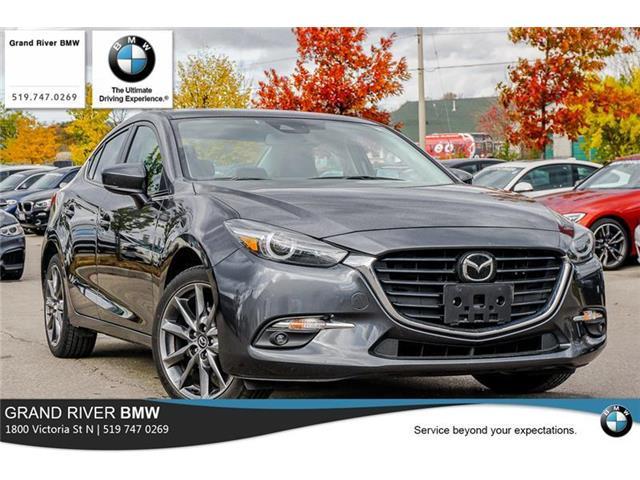 2018 Mazda Mazda3 GT (Stk: 50896A) in Kitchener - Image 1 of 22