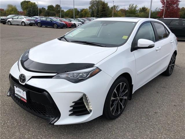 2019 Toyota Corolla SE (Stk: 69523A) in Vaughan - Image 1 of 23