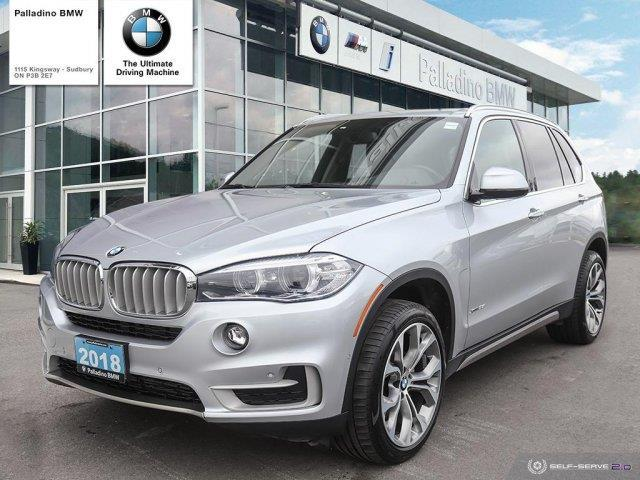 2018 BMW X5 xDrive35i (Stk: U0077) in Sudbury - Image 1 of 22