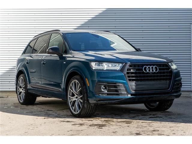 2019 Audi Q7 55 Technik (Stk: N5276) in Calgary - Image 1 of 16