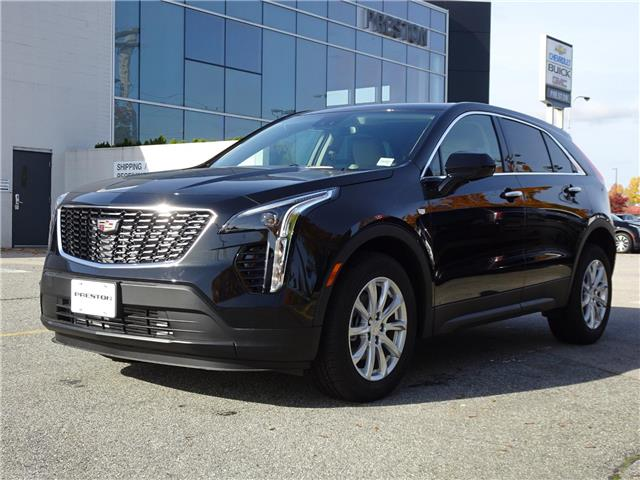 2020 Cadillac XT4 Luxury (Stk: 0201400) in Langley City - Image 1 of 6