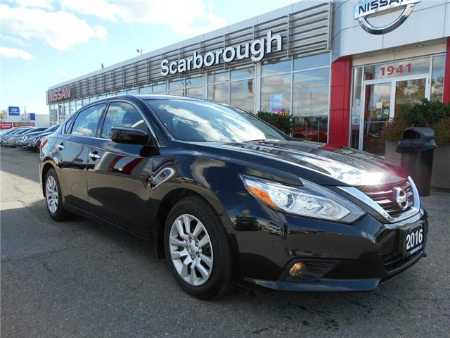 2016 Nissan Altima 2.5 S (Stk: L19018A) in Scarborough - Image 1 of 25