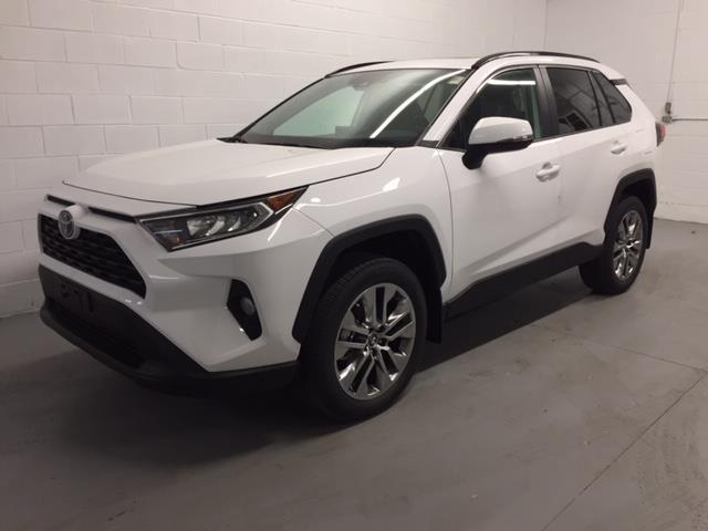 2019 Toyota RAV4 XLE (Stk: TV354) in Cobourg - Image 1 of 8
