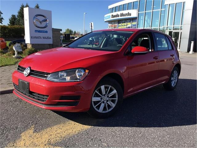 2017 Volkswagen Golf Trendline (Stk: 11020b) in Ottawa - Image 1 of 18