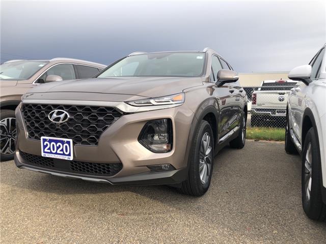 2020 Hyundai Santa Fe Luxury 2.0 (Stk: 9888) in Smiths Falls - Image 1 of 1