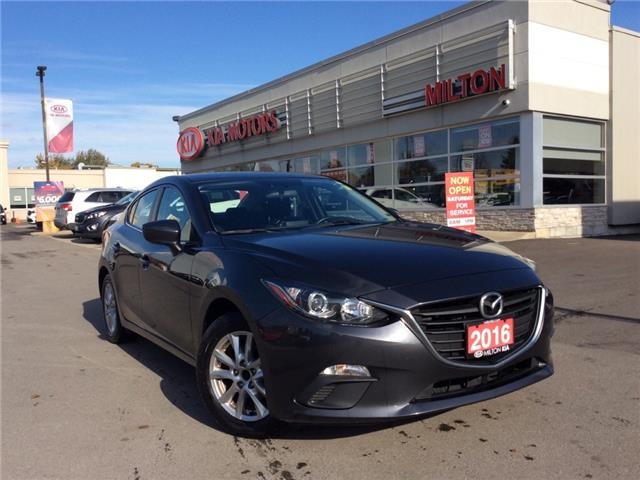 2016 Mazda Mazda3 GS (Stk: P0133) in Milton - Image 1 of 19