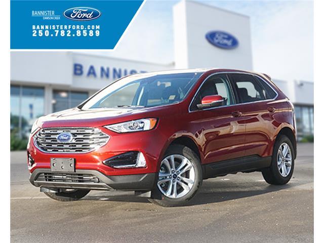 2019 Ford Edge SEL (Stk: S192439) in Dawson Creek - Image 1 of 19