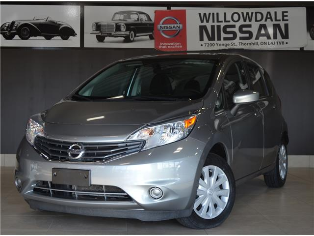 2015 Nissan Versa Note 1.6 SV (Stk: E7870A) in Thornhill - Image 1 of 26