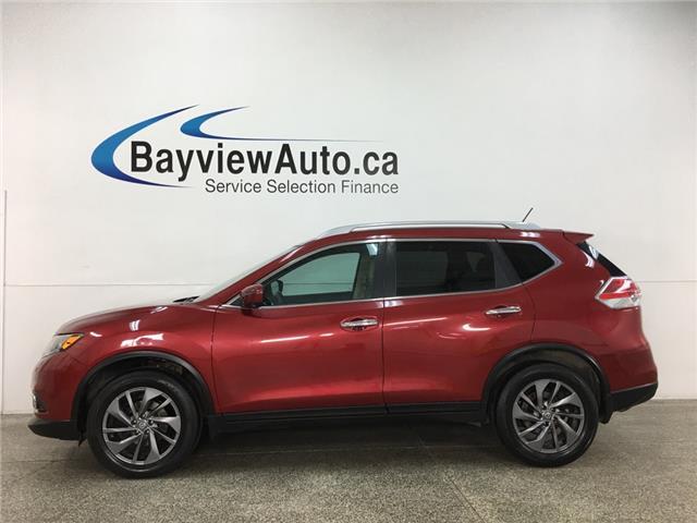 2016 Nissan Rogue SL Premium (Stk: 35831W) in Belleville - Image 1 of 28