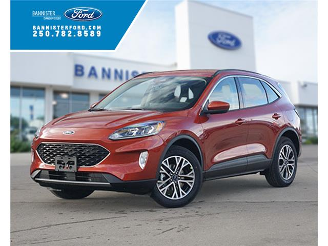 2020 Ford Escape SEL (Stk: S202443) in Dawson Creek - Image 1 of 18