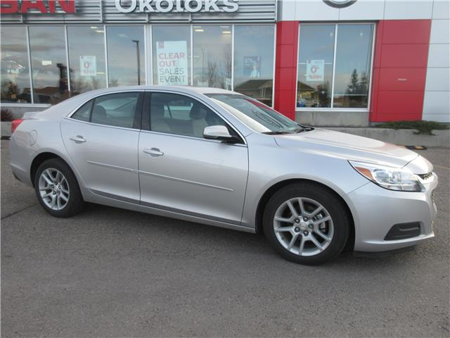 2015 Chevrolet Malibu 1LT (Stk: 9768) in Okotoks - Image 1 of 25