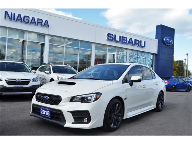 2018 Subaru WRX Sport-tech (Stk: Z1568) in St.Catharines - Image 1 of 29