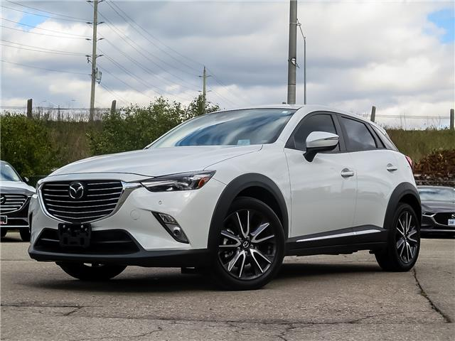 2018 Mazda CX-3 GT (Stk: P2364) in Waterloo - Image 1 of 26