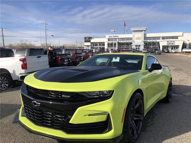 2019 Chevrolet Camaro 1SS (Stk: K0143960) in Calgary - Image 1 of 16