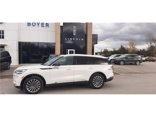 2020 Lincoln Aviator Reserve (Stk: L1410) in Bobcaygeon - Image 1 of 26
