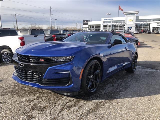 2019 Chevrolet Camaro 1SS (Stk: K0148994) in Calgary - Image 1 of 17