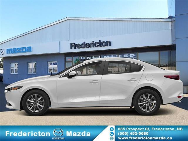 2019 Mazda Mazda3 GS (Stk: 19095) in Fredericton - Image 1 of 1