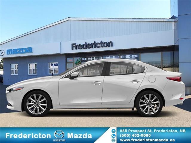 2019 Mazda Mazda3 GT (Stk: 19112) in Fredericton - Image 1 of 1