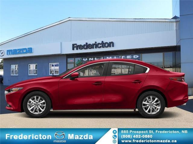 2019 Mazda Mazda3 GS (Stk: 19152) in Fredericton - Image 1 of 1