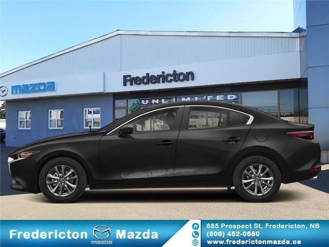 2019 Mazda Mazda3 GS (Stk: 19202) in Fredericton - Image 1 of 1