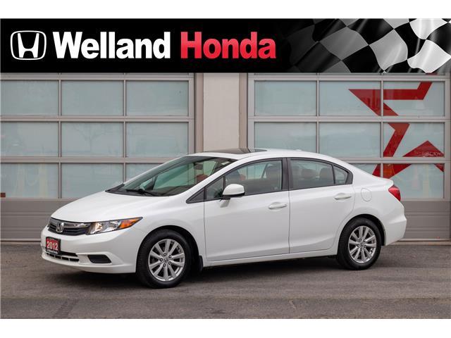 2012 Honda Civic EX-L (Stk: U19172) in Welland - Image 1 of 19