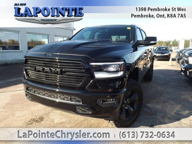 2019 RAM 1500 Rebel (Stk: 19373) in Pembroke - Image 1 of 25