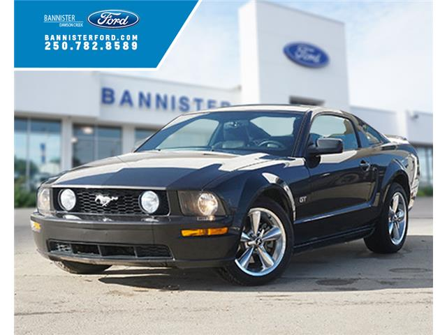 2008 Ford Mustang GT (Stk: C192016A) in Dawson Creek - Image 1 of 17