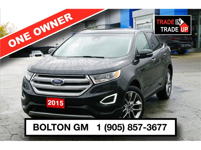 2015 Ford Edge Titanium (Stk: 1310P) in Bolton - Image 1 of 27