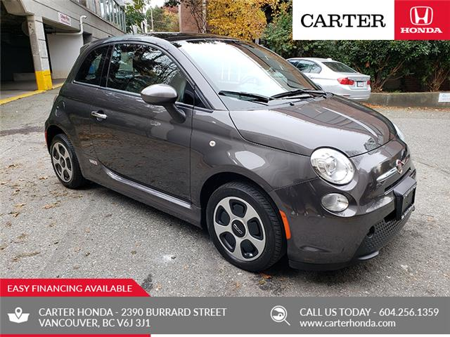 2016 Fiat 500E  (Stk: B02310) in Vancouver - Image 1 of 22