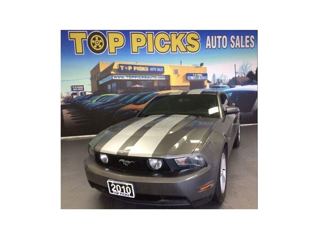 2010 Ford Mustang GT (Stk: 111344) in NORTH BAY - Image 1 of 17