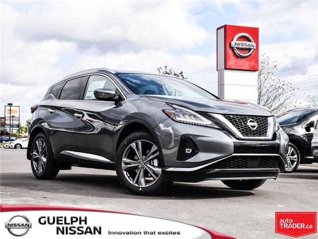 2020 Nissan Murano Platinum (Stk: N20381) in Guelph - Image 1 of 25