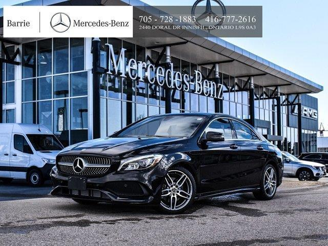 2019 Mercedes-Benz CLA 250 Base (Stk: 19MB049) in Innisfil - Image 1 of 24