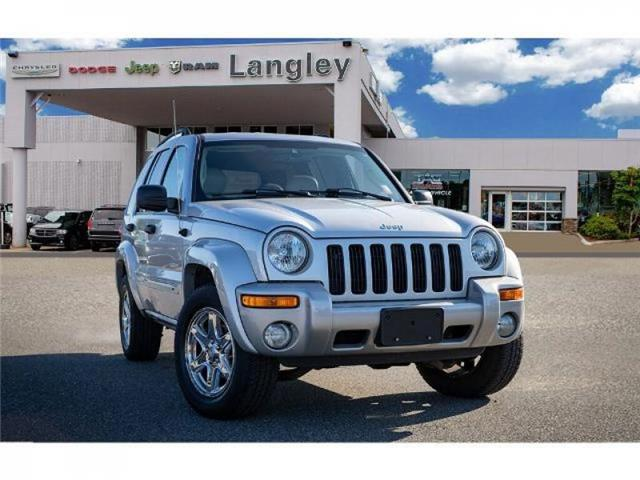 2004 Jeep Liberty Limited Edition (Stk: K846420A) in Surrey - Image 1 of 19