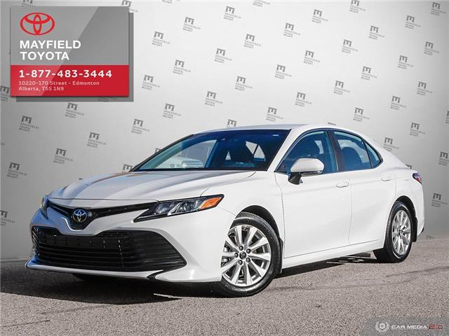 2019 Toyota Camry LE (Stk: 194225) in Edmonton - Image 1 of 20