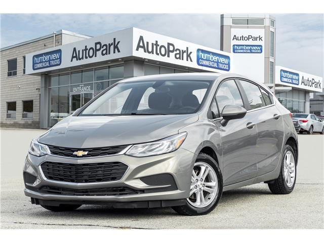 2018 Chevrolet Cruze LT Auto (Stk: ) in Mississauga - Image 1 of 17